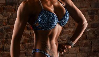Bikiniklasse Bodybuilding Frauen Fotoshooting Hannover 2