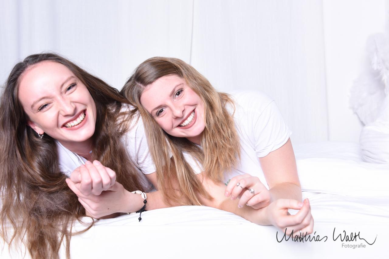 Freundinnen Fotoshooting – macht Spaß und ist ganz natürlich