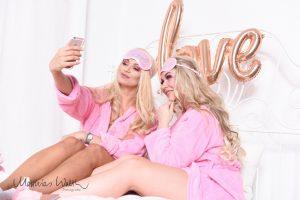 Pink Girl Girl Fotoshooting 4
