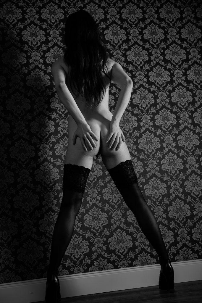 Fotoshooting Lady elegant erotisch